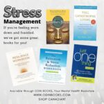 Five books to help you with stress management