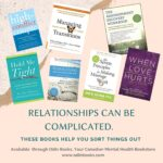 Seven books to help you with relationships