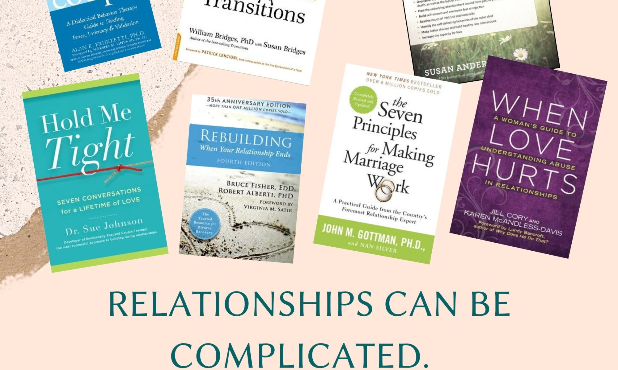 Seven Books To Help You With Relationships Odin Books