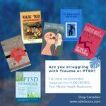 Six books to help you with Trauma/PTSD