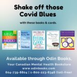 Five books to help you shake off COVID Blues