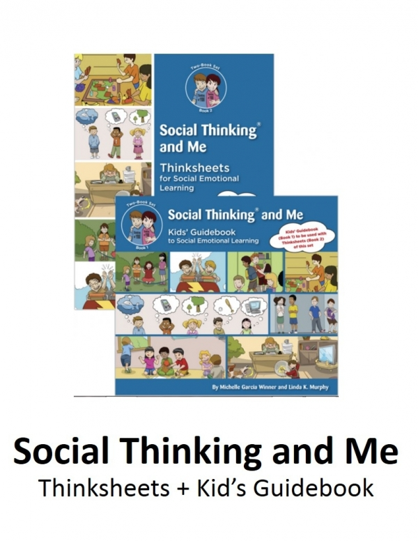 Social Thinking And Me (Two Book Set)